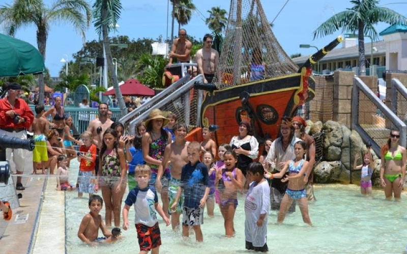 Free Cocoa Beach Pirate Fest On Father's Day Weekend 2017