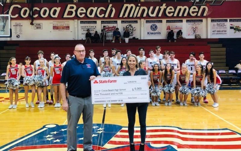 Cocoa Beach High School  State Farm