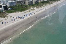 Cocoa Beach City Manager Issues Emergency Executive Order 1 Restricting Beach Activities Indefinitely